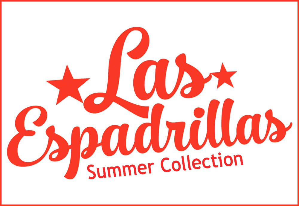 Summer Collection Las Espadrillas 2015