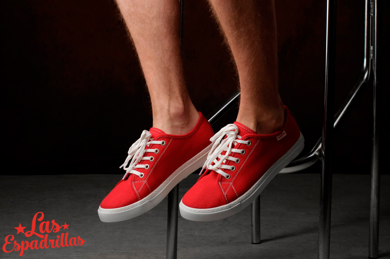 Classic canvas shoes Las Espadrillas
