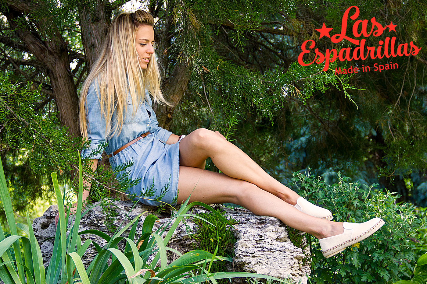 Las Espadrillas Made in Spain
