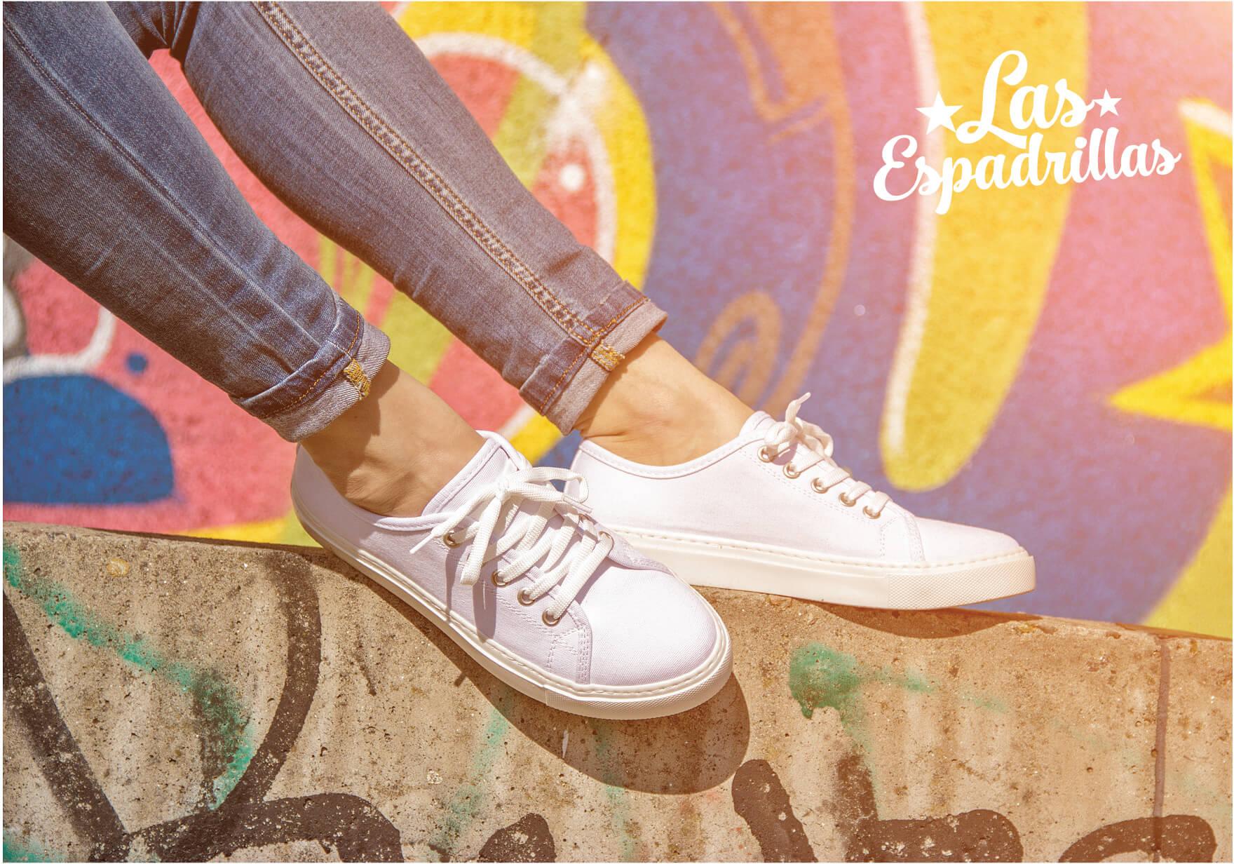 Прекрасный выбор обуви Las Espadrillas