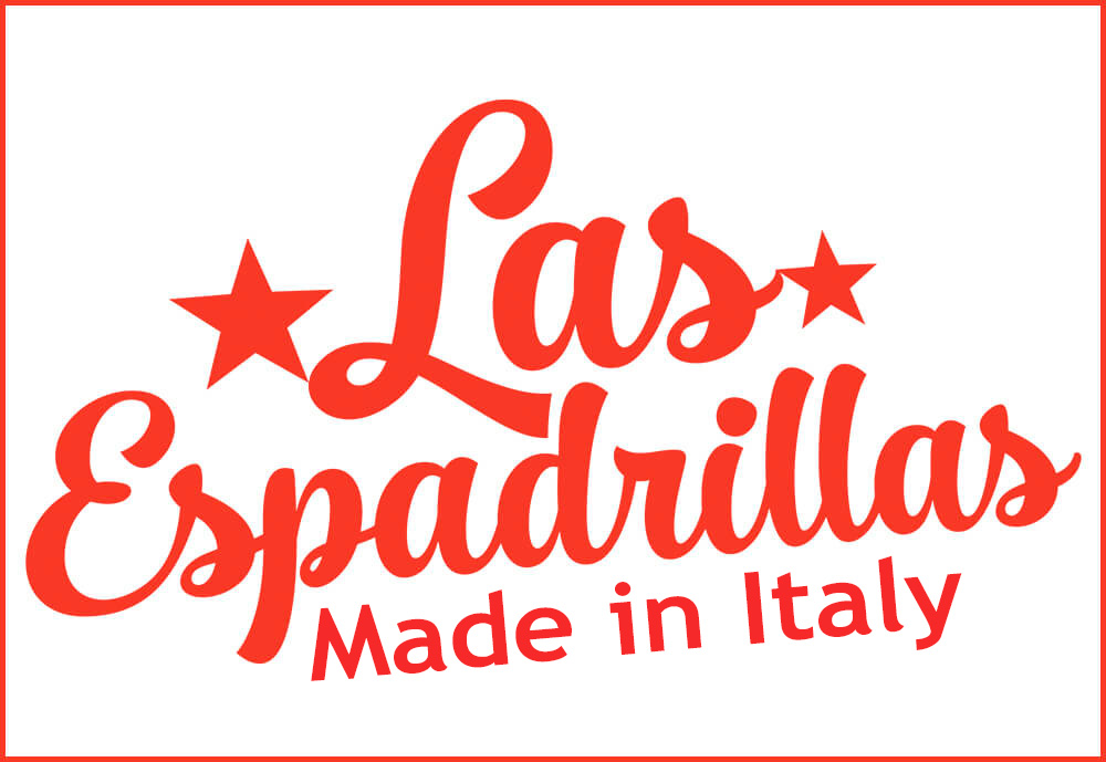 Las Espadrillas Made in Italy