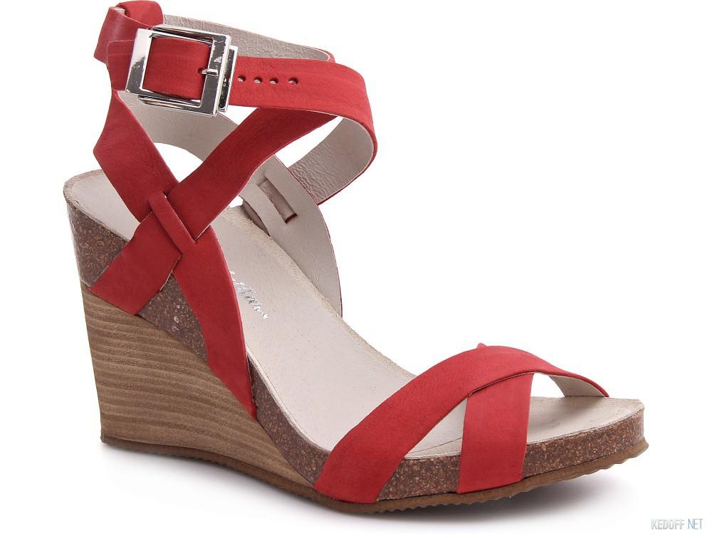 Strap sandal Las Espadrillas 07-0279-003