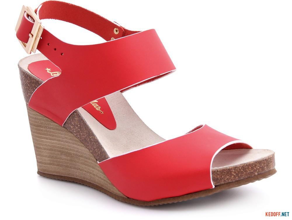 Strap sandal Las Espadrillas 07-0280-004