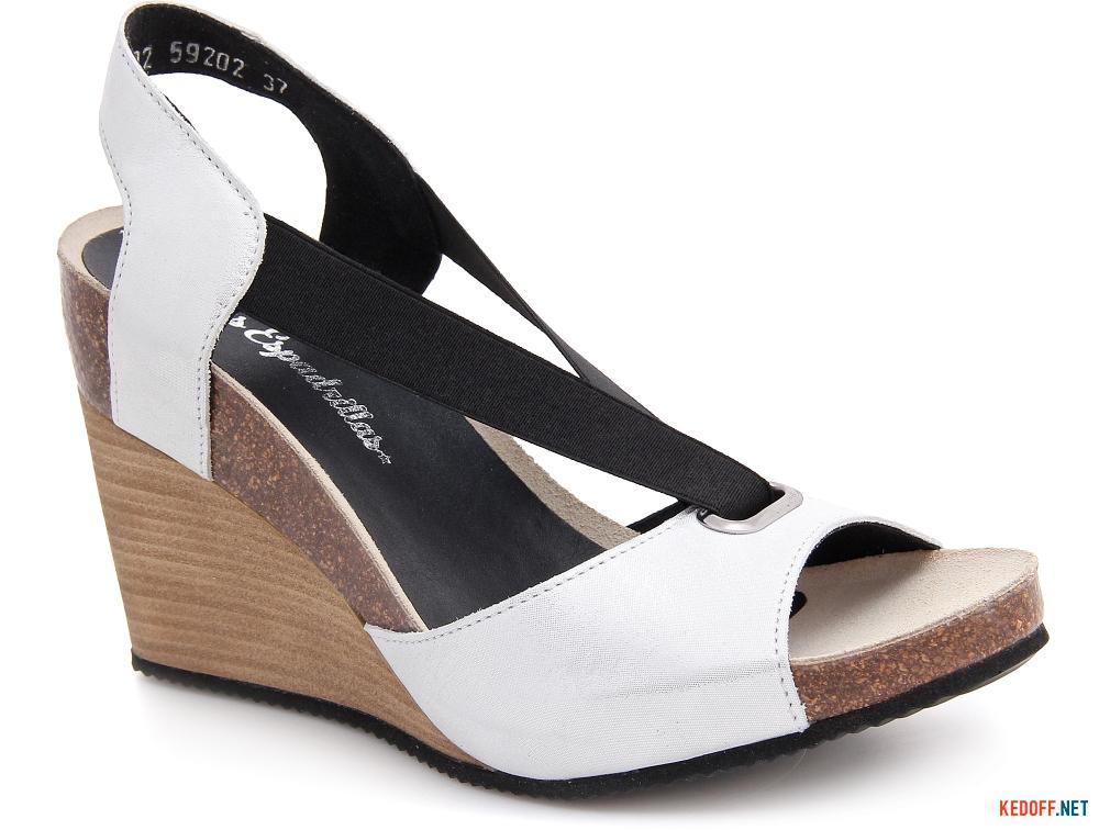 Strap sandal Las Espadrillas 07-0281-002