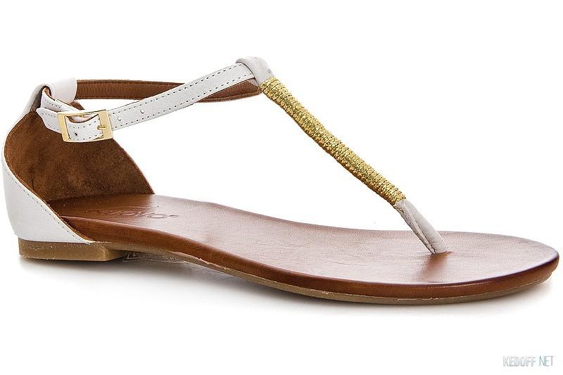 Strap sandal Las Espadrillas 1023-1