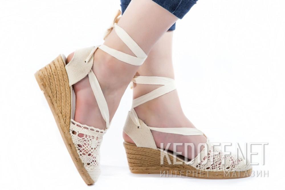Strap sandal Las Espadrillas FD007
