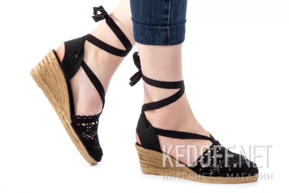 Strap sandal Las Espadrillas FD007-1