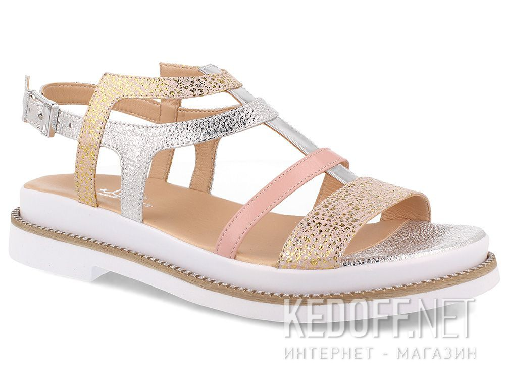 Strap sandal Las Espadrillas 033-4-34