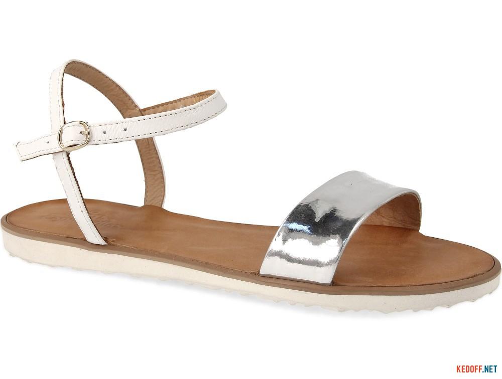 Strap sandal Las Espadrillas 22111-13