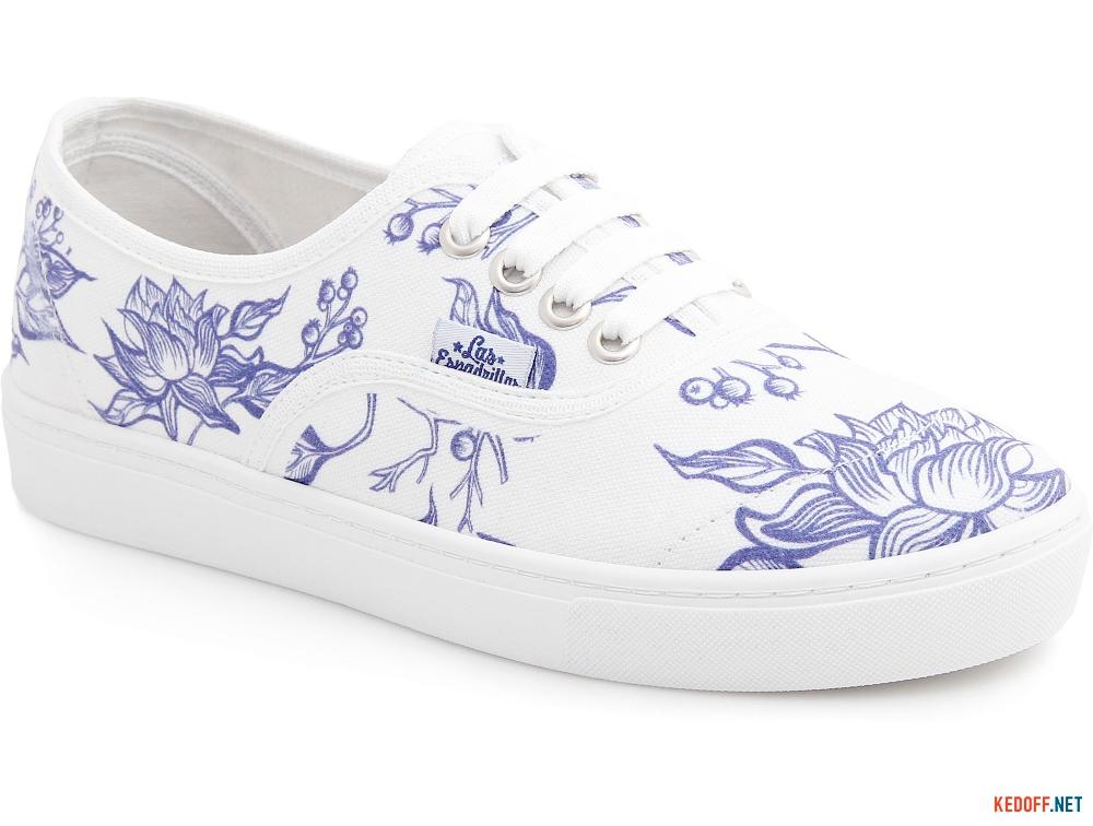 Canvas shoes Las Espadrillas 8214-577287