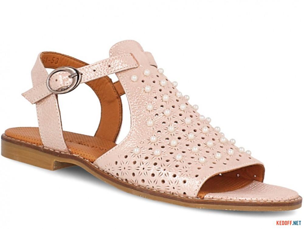 Strap sandal Las Espadrillas 0378-61-53