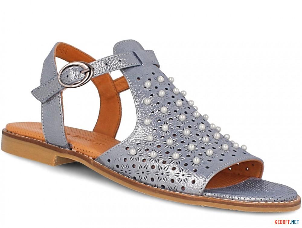 Strap sandal Las Espadrillas 0378-61-54