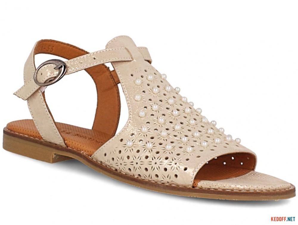 Strap sandal Las Espadrillas 0378-61-55
