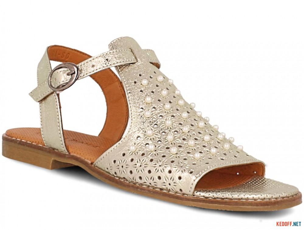 Strap sandal Las Espadrillas 0378-61-60