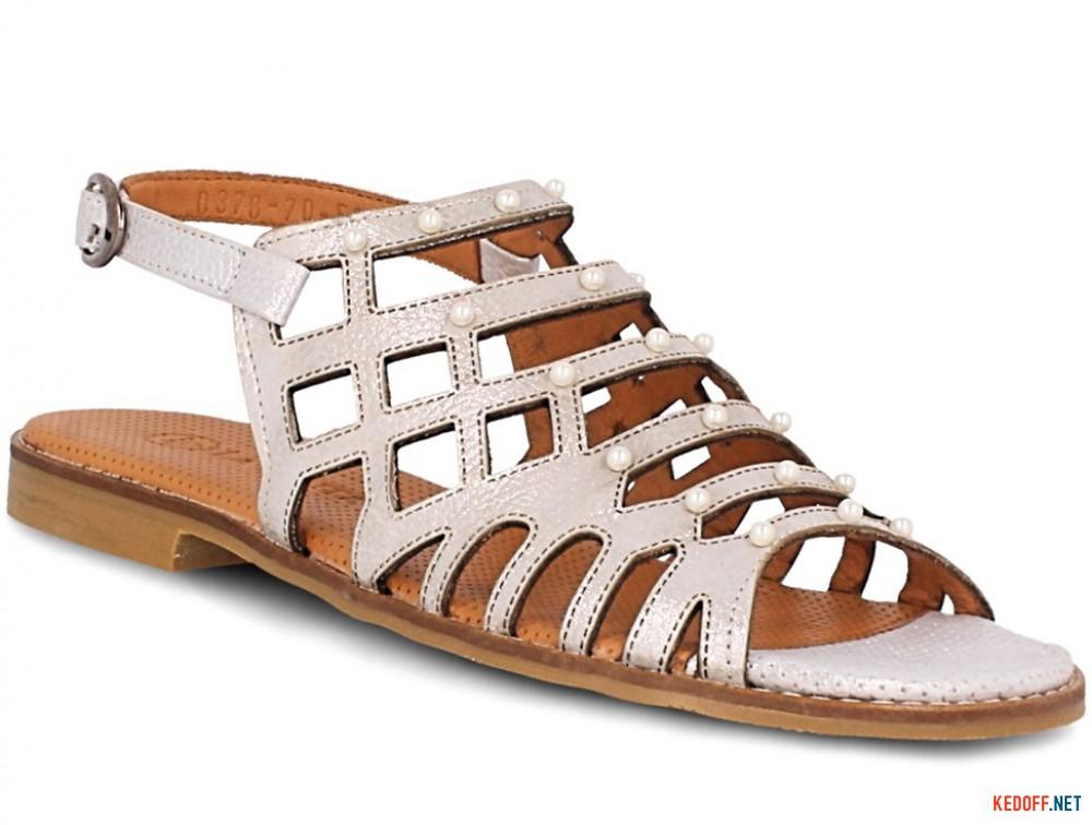 Strap sandal Las Espadrillas 0378-70-52