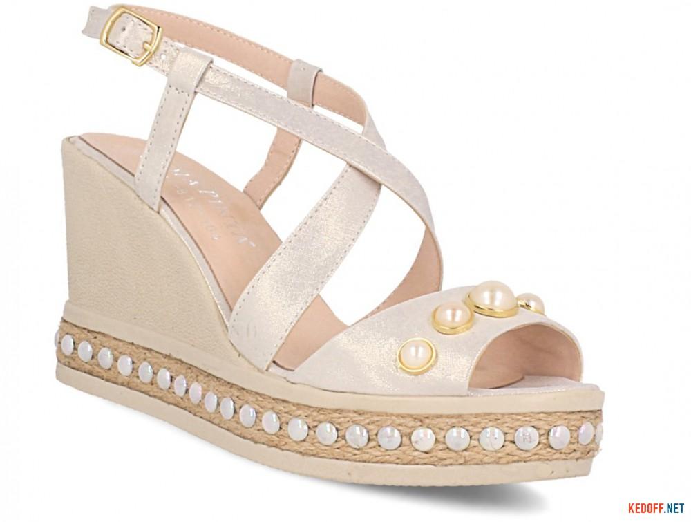 Strap sandal Las Espadrillas 0428-812-104