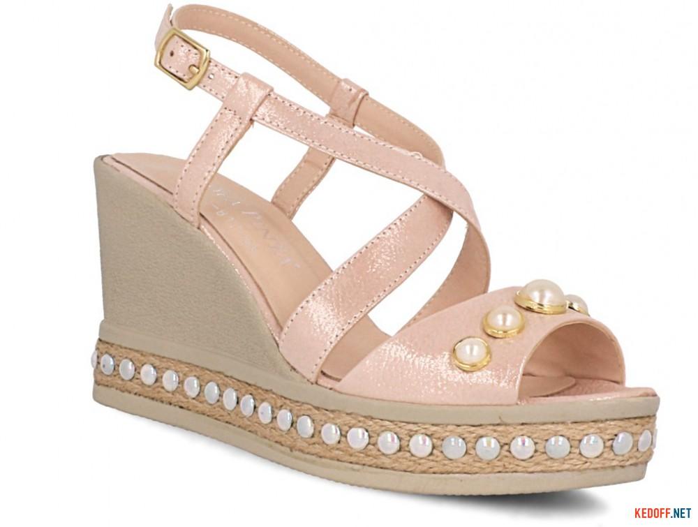 Strap sandal Las Espadrillas 0428-812-86
