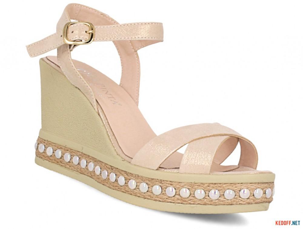Strap sandal Las Espadrillas 0428-813-87