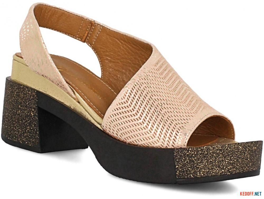 Strap sandal Las Espadrillas 0435-190-39-172