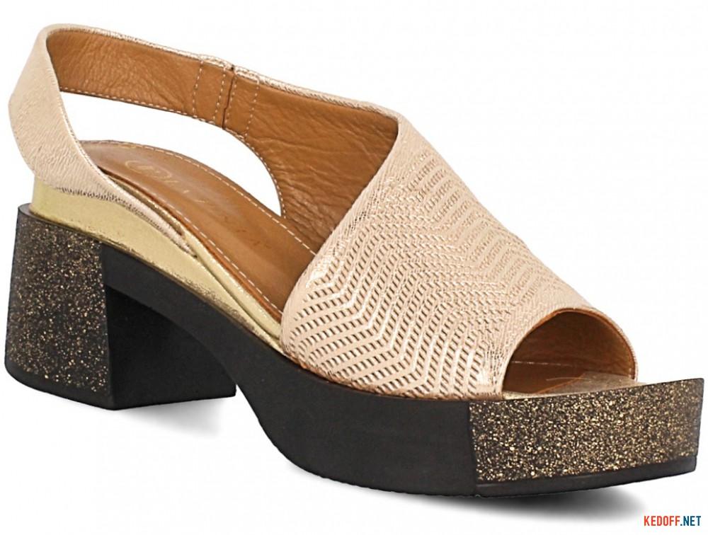 Strap sandal Las Espadrillas 0435-190-39-439