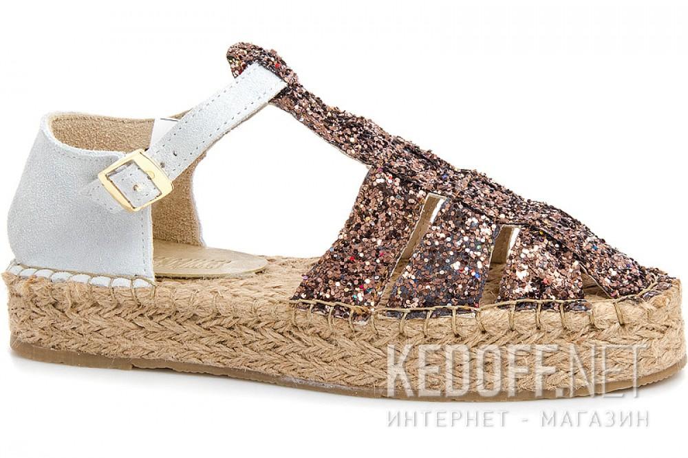 Strap sandal Las Espadrillas 1443-45