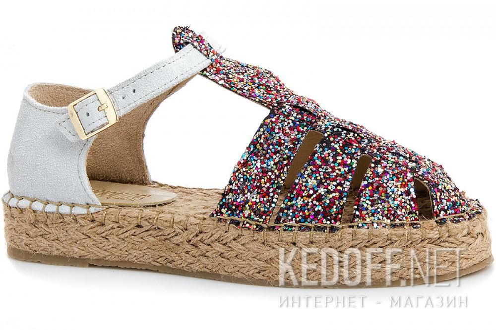 Strap sandal Las Espadrillas 1443-48