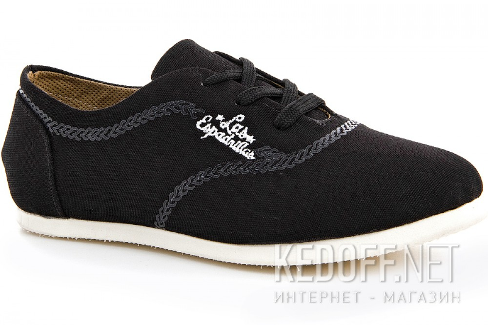 Canvas shoes Las Espadrillas 1550-27