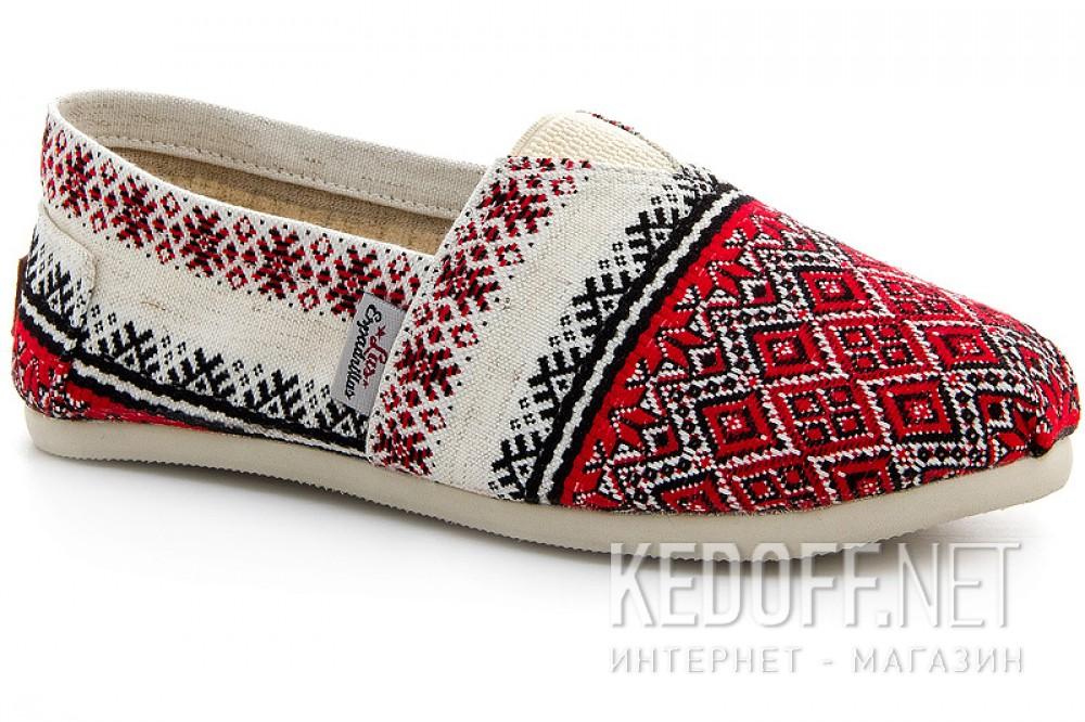 Embroidery Las Espadrillas 3015-62