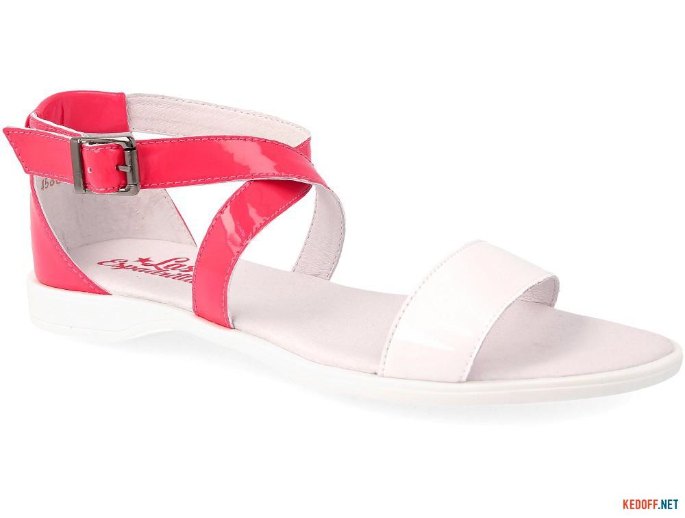 Sandals Las Espadrillas 4588-04