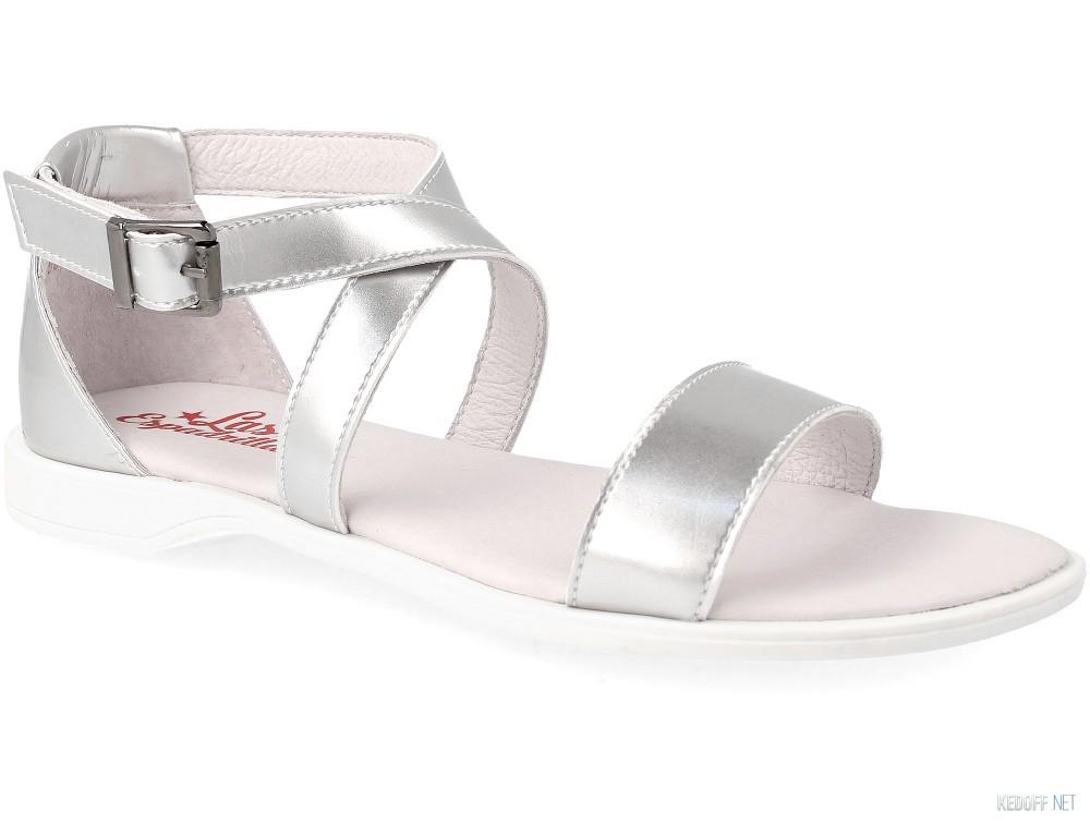 Sandals Las Espadrillas 4588-05