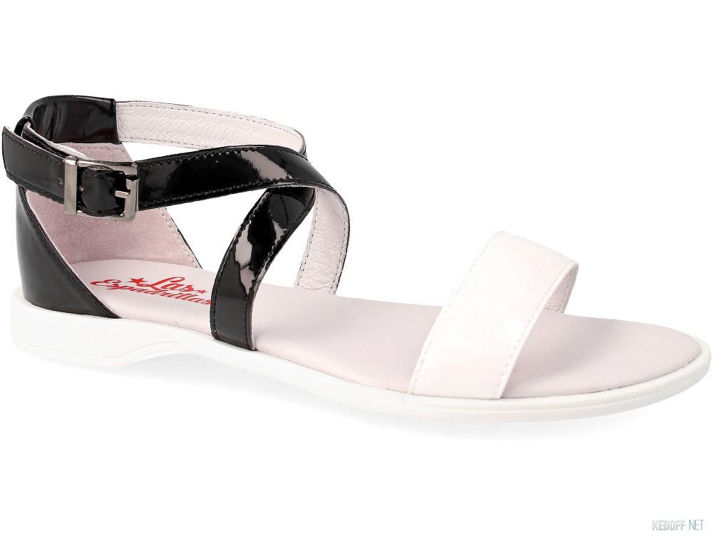 Sandals Las Espadrillas 4588-10