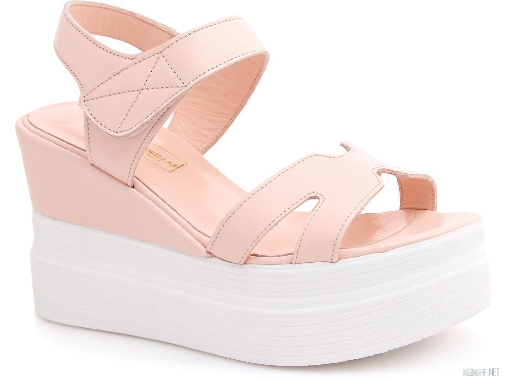Strap sandal Las Espadrillas 025053-34