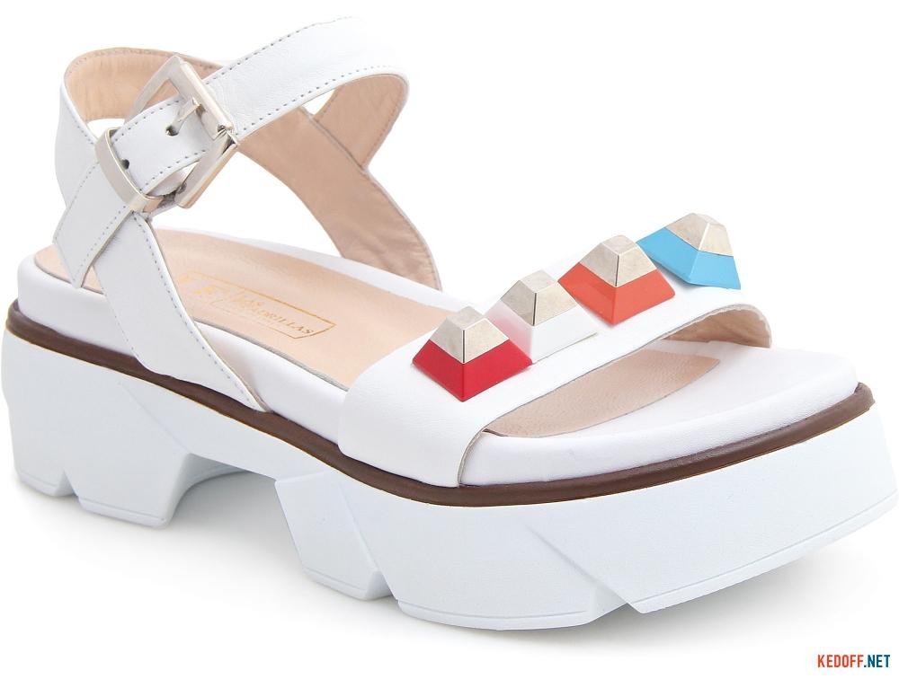 Strap sandal Las Espadrillas 10070-13