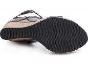 Strap sandal Las Espadrillas 07-0279-001 2
