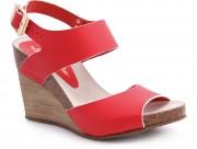 Strap sandal Las Espadrillas 07-0280-004 0