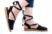 Strap sandal Las Espadrillas FD005