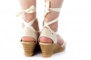 Strap sandal Las Espadrillas FD007 3
