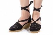 Strap sandal Las Espadrillas FD007-1 3