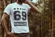 T-shirts Las Espadrillas 405105-F255 1