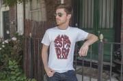T-shirts Las Espadrillas 405106-F255 1