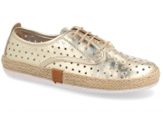 Canvas shoes Las Espadrillas 10129-79