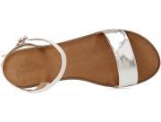 Strap sandal Las Espadrillas 22111-13 5