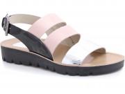 Strap sandal Las Espadrillas D006