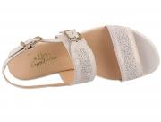 Strap sandal Las Espadrillas 020-F-13 3