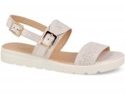Strap sandal Las Espadrillas 020-F-13 0