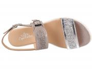 Strap sandal Las Espadrillas 020-F-14 4