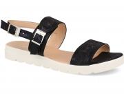 Strap sandal Las Espadrillas 020-F-2789 0