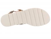 Strap sandal Las Espadrillas 020-F-18 4