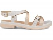Strap sandal Las Espadrillas 032/2B-1318 1