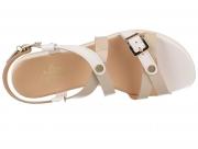 Strap sandal Las Espadrillas 032/2B-1318 3